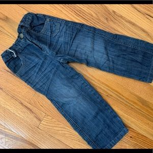 3pommes Denim boys Pants size 23 months